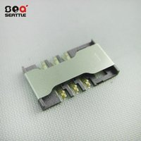 Wholesale Spot supply of quality plug in Phnom Penh SIM card slot P short body factory direct deals