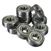 Wholesale New Arrival x x mm Metal Sealed Shielded Deep Groove Ball Bearing zz Lowest Price