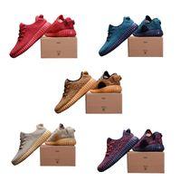 slips - Yeezy Boost Men Shoes Running Shoes Sports Shoes Fashion Men Shoes Size Hot Sale