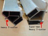 Wholesale super man cm Length heavy T Type cm Length Aluminum Alloy Glass Cutter Tool FR