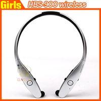 Wholesale Girls Headphone HBS earphone wireless bluetooth earphone Iphone Samsung LG HTC with Retail Packaging
