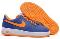 ... Nike Air Force 1 25th Low Mens Running Shoe Camouflage Orange ...