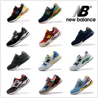 Wholesale New Balance Running Shoes For Men Women Sneakers NB Retro Jogging Shoes High Quality New Sport Shoes
