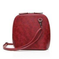 Wholesale Handbags Designer Women Crossbody Bags High Quality Pu Leather Women s Messenger Bags Shell Ladies Shoulder Bag Bolsos Femininas BH483