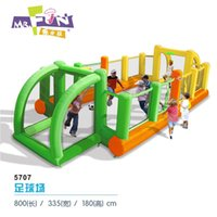 inflatable games inflatable bouncer - 2014 Fun Zone Manufacturer Inflatable Sport Inflatable Bouncer Inflatable Game Zone Football Field I