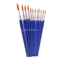 assorted brush pens - New Arrivals Assorted Size Pointed Artist Painting Brushes