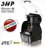 best juice blender - Commercial Blender with BPA free jar Best Sound enclosure box Model TM AQT Black positive feedback