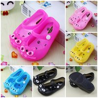 beach shoes children - Retail Mini Melissa Children s Sandals summer style Kids shoes Cute Cat Rubber Jelly Baby Boys Girls Beach Shoes HX