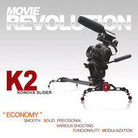 camera slider - Konova Professional Camera Slider Track Dolly K2 with quot Screw