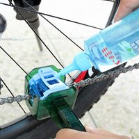Wholesale CYLION Bicycle Quick Wash Chain Cleaner Cycling Multifunctional Clean Brushes Tool kits Bike Cadena Bicicleta Ciclismo