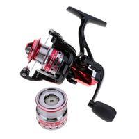 aluminium reels - Trulinoya Fishing Reels HY HY BB Ball Bearings Fishing Wheel Spinning Wheel Spare Aluminium Spool Y0991