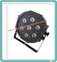 Wholesale Factory Directly Sale W RGBW in1 LED Slim Par Light Mini Par Light