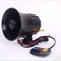 auto pa systems - Hot Sounds PA System V Loud Horn Amplifier for Car Auto Van Truck Motorcycle