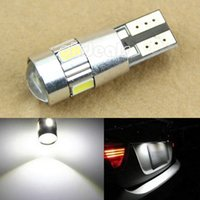 Wholesale 1 New parking HID White CANBUS T10 W5W SMD Car Auto LED Light Bulb Lamp