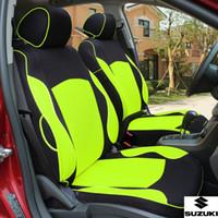 Wholesale Special Thicken Car Seat Covers suitable Suzuki Jimny Grand Vitara Kizashi Swift Alto SX4 Wagon R Palette Stingray accessories