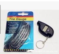 Wholesale Pocket with key chain mini digital tire pressure gauge VT708