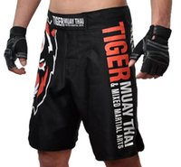 Wholesale Fight Short Boxing Shorts Thai Shorts Boxing Trunks For Men Martial Arts Wear Thai Fabric Material