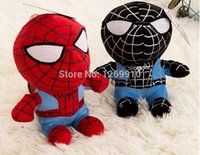 best boys love - Best Sellers cm Plush Spider Man Model The most loving boy toy gift Small pendant