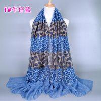 Wholesale 2015 NEW Fashion Winter Women Scarves leopard print scarfs Girl Neck Scarf Fashion Lady Shawl color WW81