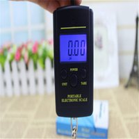 Cheap Wholesale-New Digital Hanging Luggage Fishing Weight Scale kitchen Scales cooking tools electronic