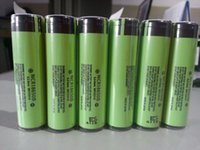 Wholesale 18650 mAh v rechargeable Li lon battery with protect board for Panasonic cell
