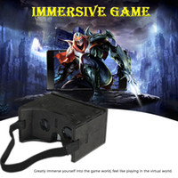 belt switch - Portable Soft EVA IMAX D VR Glasses Virtual Reality Video with Magnetic Switch Hand Belt for All quot Smart Phones V1909
