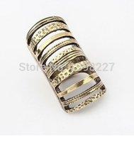 Cheap Knuckle Chunky ring Best women's fashion