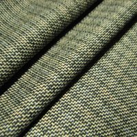 Wholesale Dark khaki woven lattice pattern fabric polyester fabric numbness shorts suit trousers for men and women