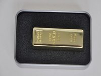 usb flash drive factory price - Factory price real capacity Gold bar GB GB GB GB GB GB GB GB Metal USB Flash Drive USB Flash Drive Memory Stick Drive