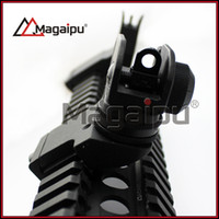 angle irons - DD RTS Style Tactical Rapid Transition Sights BUIS Metal Front Rear RTS Rapid Transition Sights Offset Degree Angled Iron Sight