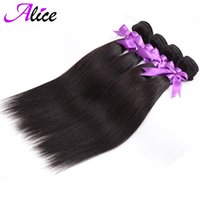 animal sheds - top selling Brazilian Straight Hair Weaves Unprocessed Virgin Human Hair Extensions Dyeable No Shedding Bundles no mixed animals furs