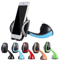 amazing strength - Amaze Universal Rotating Car Windshield Mount Holder For Cell Phone GPS New Mobile phone Holder Extrd strength suction lock