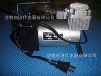 ac tire pump - 220V AC electric air pump bubble column spare tire inflator car tire metal basketball play pump BS