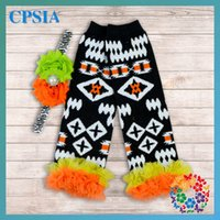 Wholesale 2015 Rushed Leg Warmers Factory Direct Foreign Trade Original Single Girls In Tube Abstract Monochrome Matching Headband Socks