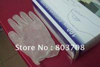 exam gloves - Vinyl gloves Disposable Vinyl gloves industry exam gloves PVC protection glaze gloves ID LG15