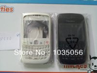 Wholesale For BlackBerry Full Housing Cover Case Complete Set Replacement Parts With Tracking NO