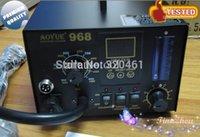 digital rework station - Digital Hot Air Rework Station Aoyue SMD in1 Rework Station Soldering Irons V by DHL