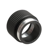 Wholesale Extension Ring Tube Joint Adapter for Bright Flashlight adapter lithium battery extension tube