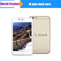 call back - 5 inch Goophone i6 i6 Dual Core MTK6572 show fake GB GB Android Jelly Bean G Phone call Show fake G Smart Phone