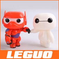 Wholesale Baymax Gift boxes of furnishing articles figurines Big Hero