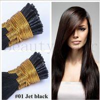 Wholesale 100 Pure Prebonded Human Hair Extension Remy Natural Italian Keratin Capsule Prebonded Hair Light Blonde g s