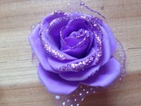 Wholesale 2016 Wrist Corsage Newest Bridesmaid Sisters hand flowers Artificial Bride Flowers For Wedding Party Decoration Bridal Prom