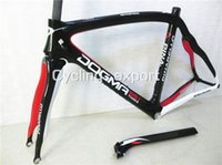 Wholesale Pina carbon frameset red black white carbon road bicycle frame glossy or matte finish carbon frame cheaper price carbon road bike frames