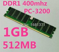 Wholesale Desktop RAM DDR400 GB MHZ PIN Memory all compatible gb ddr mhz price
