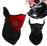 Wholesale HOT sale colors Neoprene Snowboard Ski Cycling Face Mask Neck Warmer Bike Bicyle ski mask Motorcycle Bicycle Scarf D475