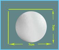 Wholesale CM Modelling Polystyrene Styrofoam Foam Ball Sphere XMAS Decoration Craft