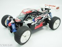 rc nitro engine - 1 RC truck Nitro Gas GP Engine WD Racing Mini Buggy Car RTR radio remote control cars toy