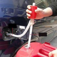 Wholesale Portable Manual Car Siphon Hose Gas Oil Water Liquid Transfer Hand Pump Sucker