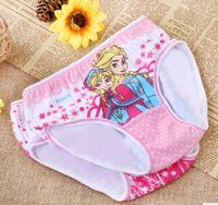 children in underwear - Girls underwear children s cartoon cotton underwear triangle in children