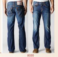 true religions jeans - U S Famous Brand T R Clothes Fashion Men s Jeans Pants Religions Jeans Cheap Men Casual Jeans white For Men Free True